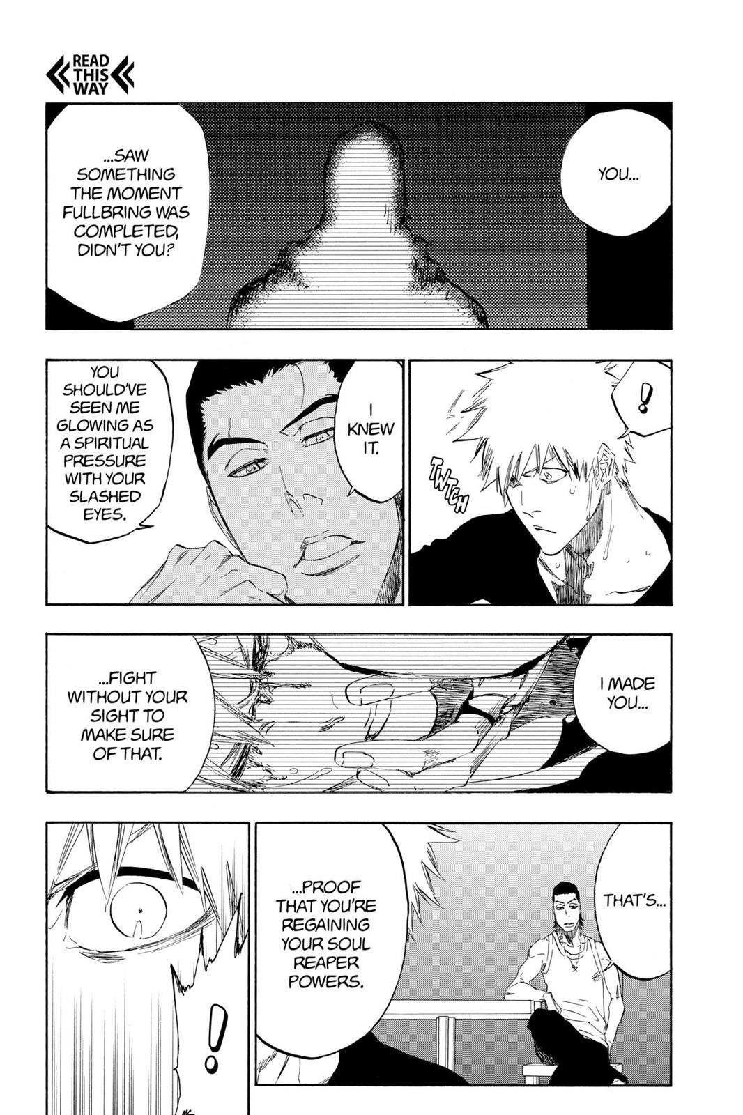 Bleach, Chapter 452 image 007