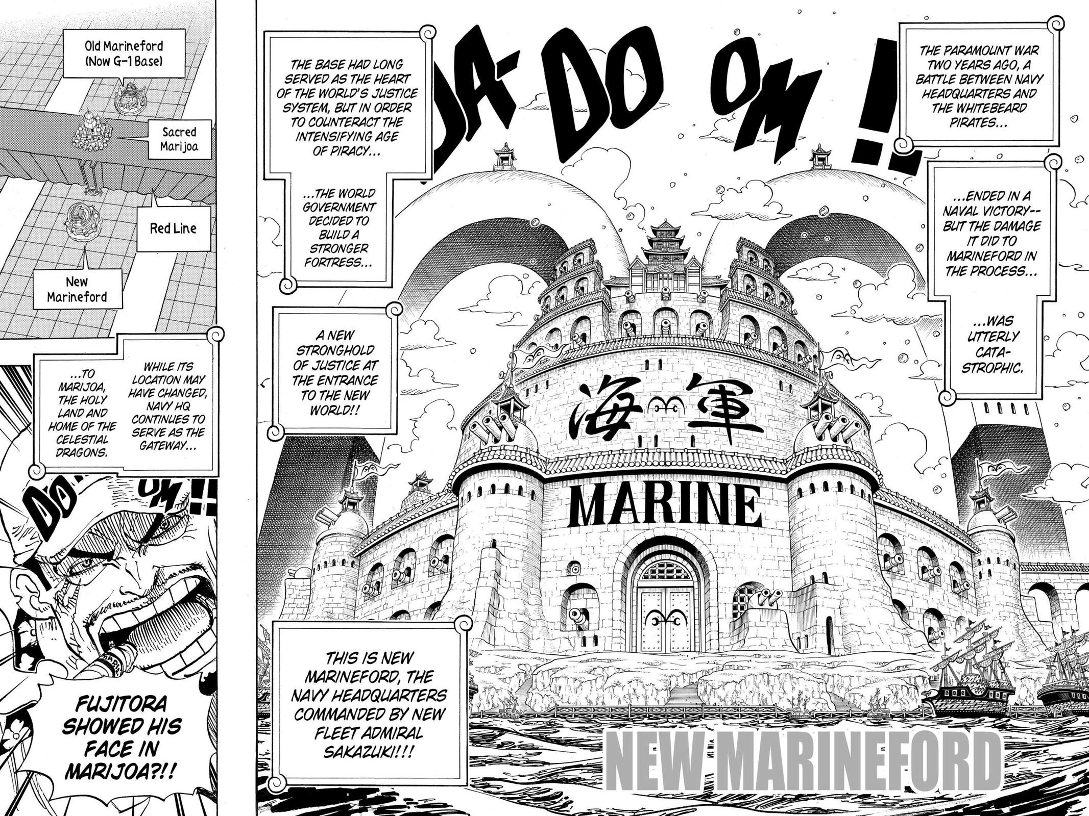 One Piece, Chapter 905 image 002