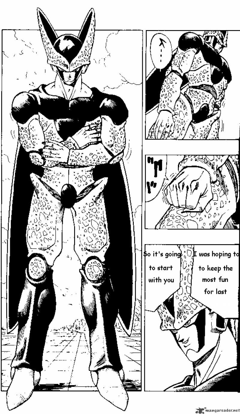 Dragon Ball, Chapter 398 image 003