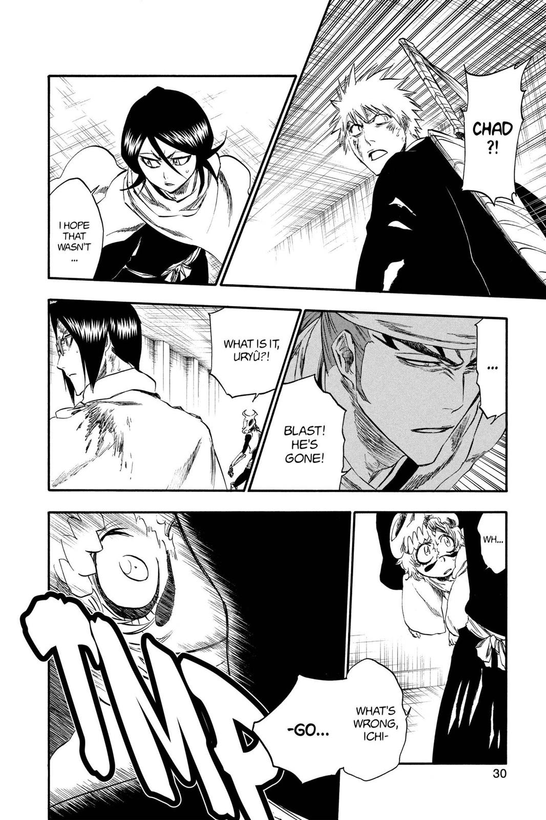 Bleach, Chapter 262 image 004