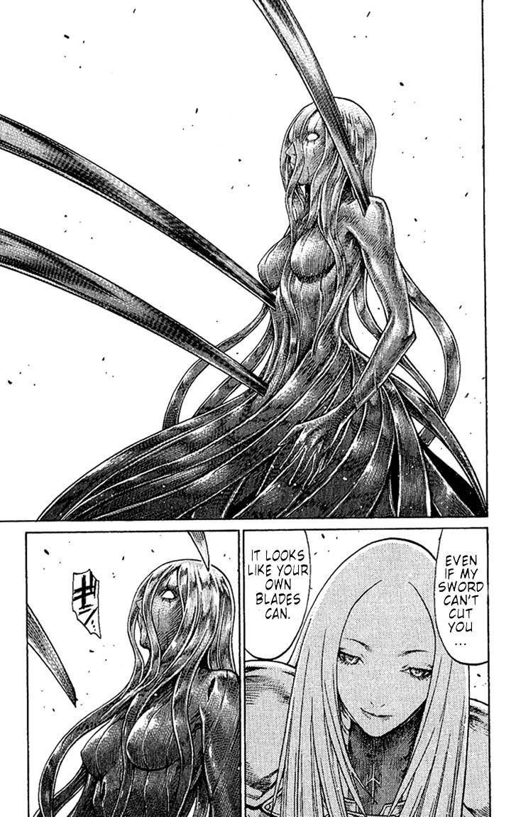 Claymore, Chapter 69 image 019