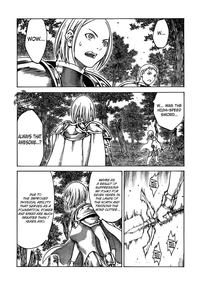 Claymore, Chapter 133 image 014