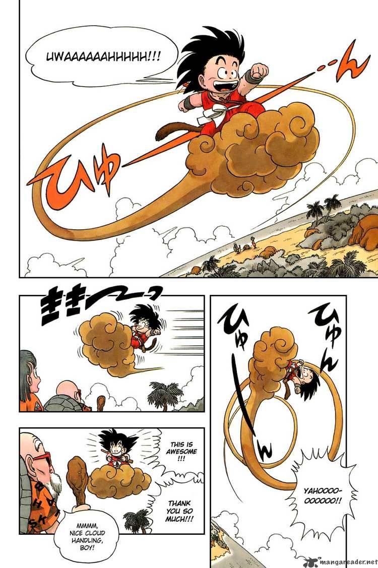 Dragon Ball, Chapter 4 image 005