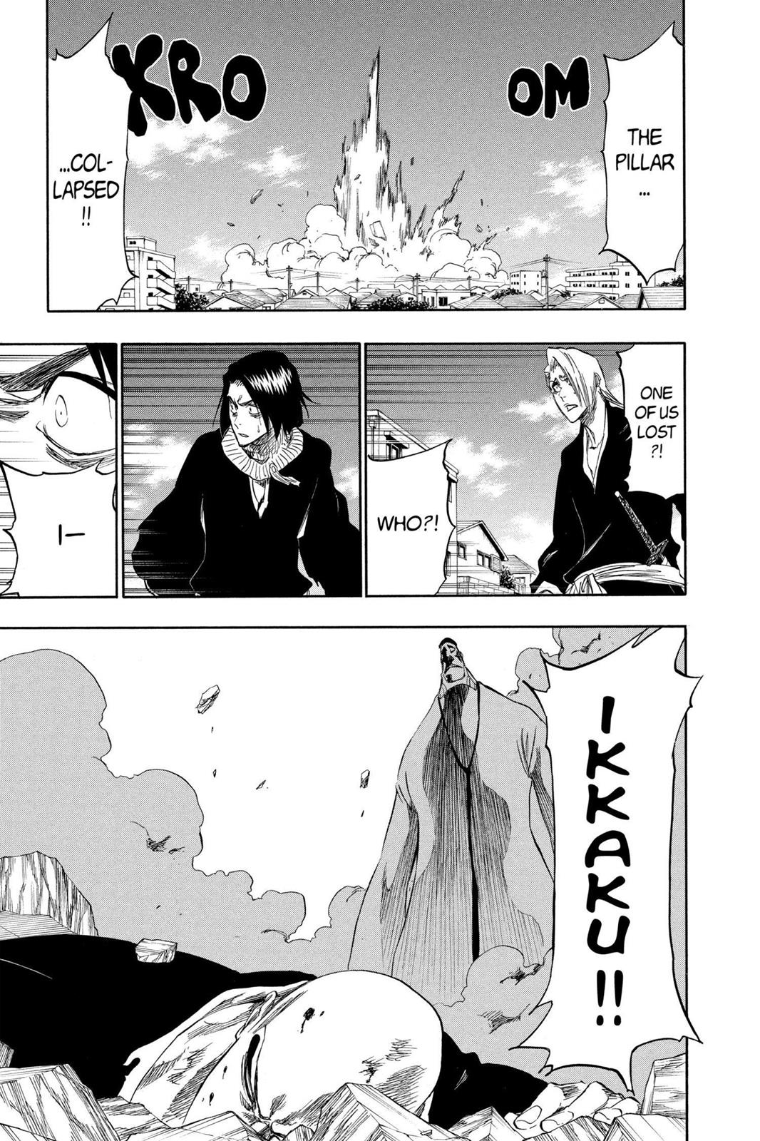 Bleach, Chapter 325 image 019