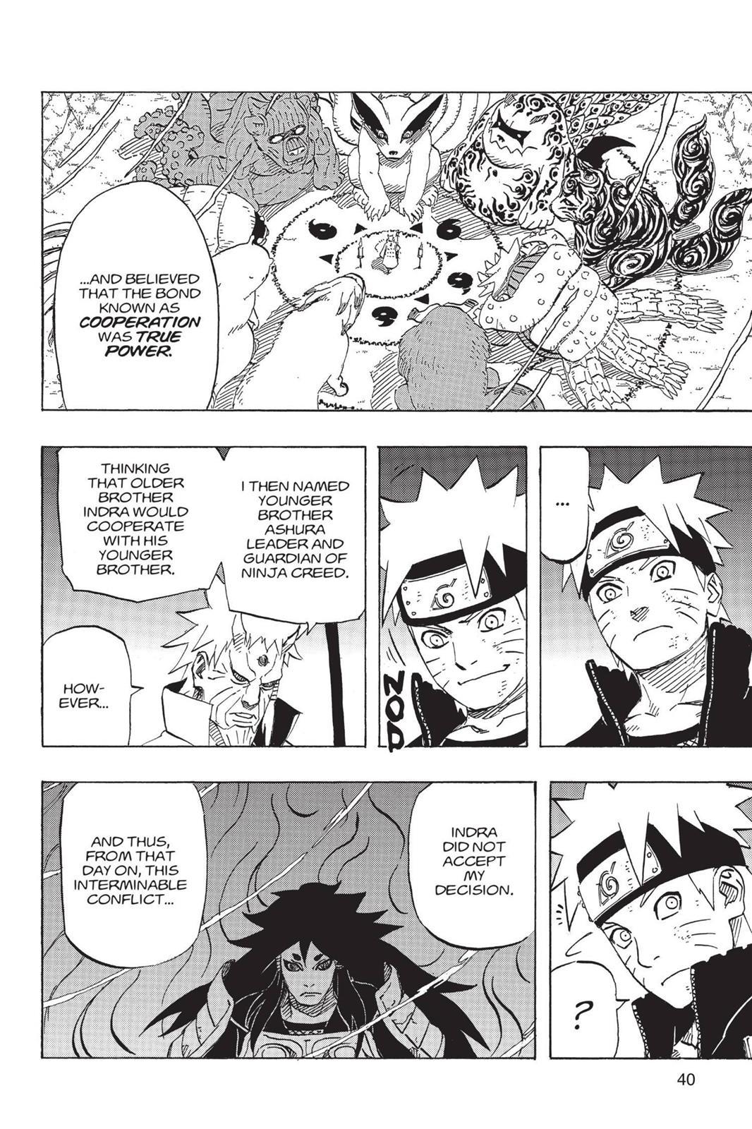 Naruto, Chapter 670 image 016
