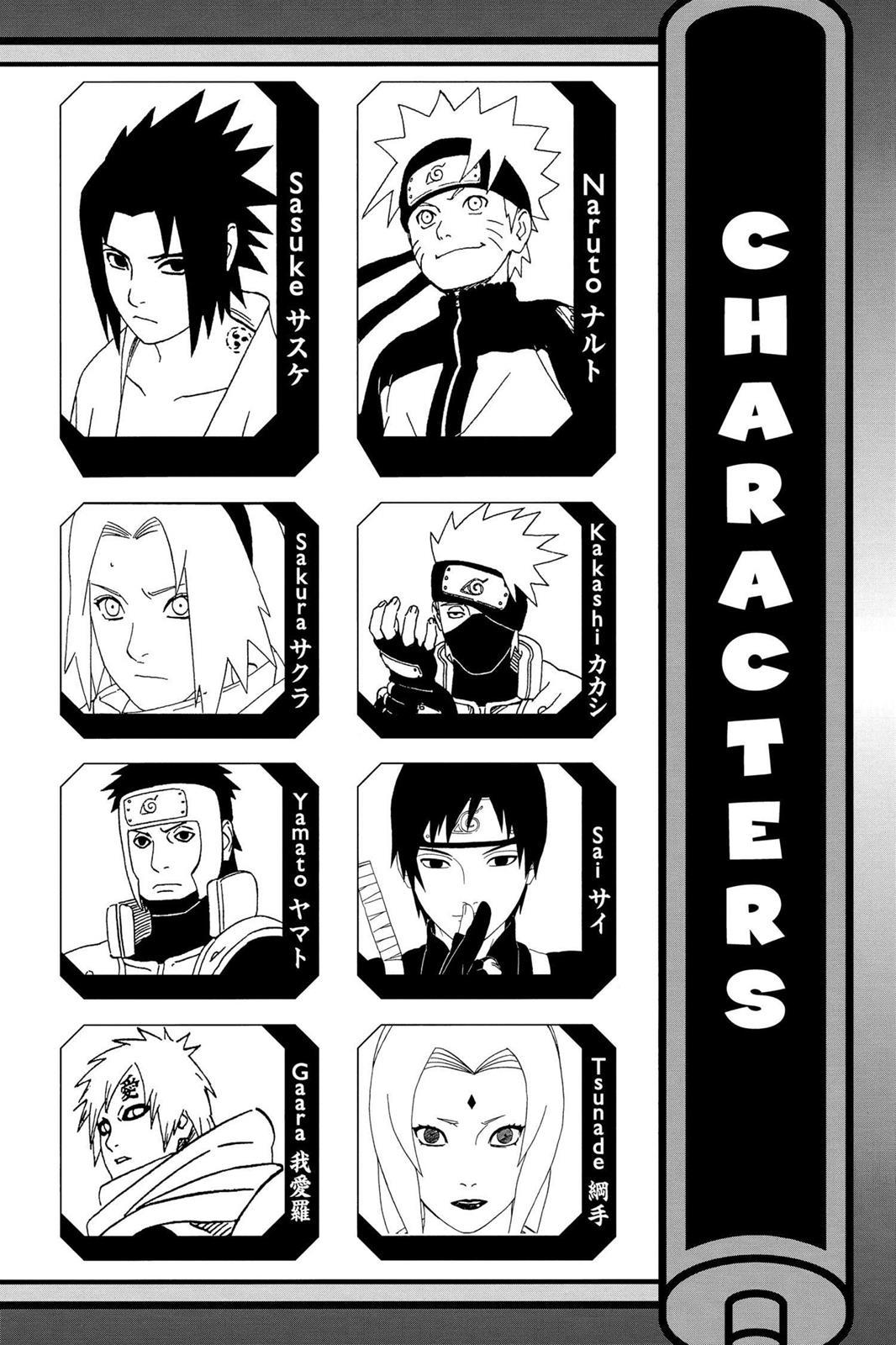 Naruto, Chapter 556 image 005