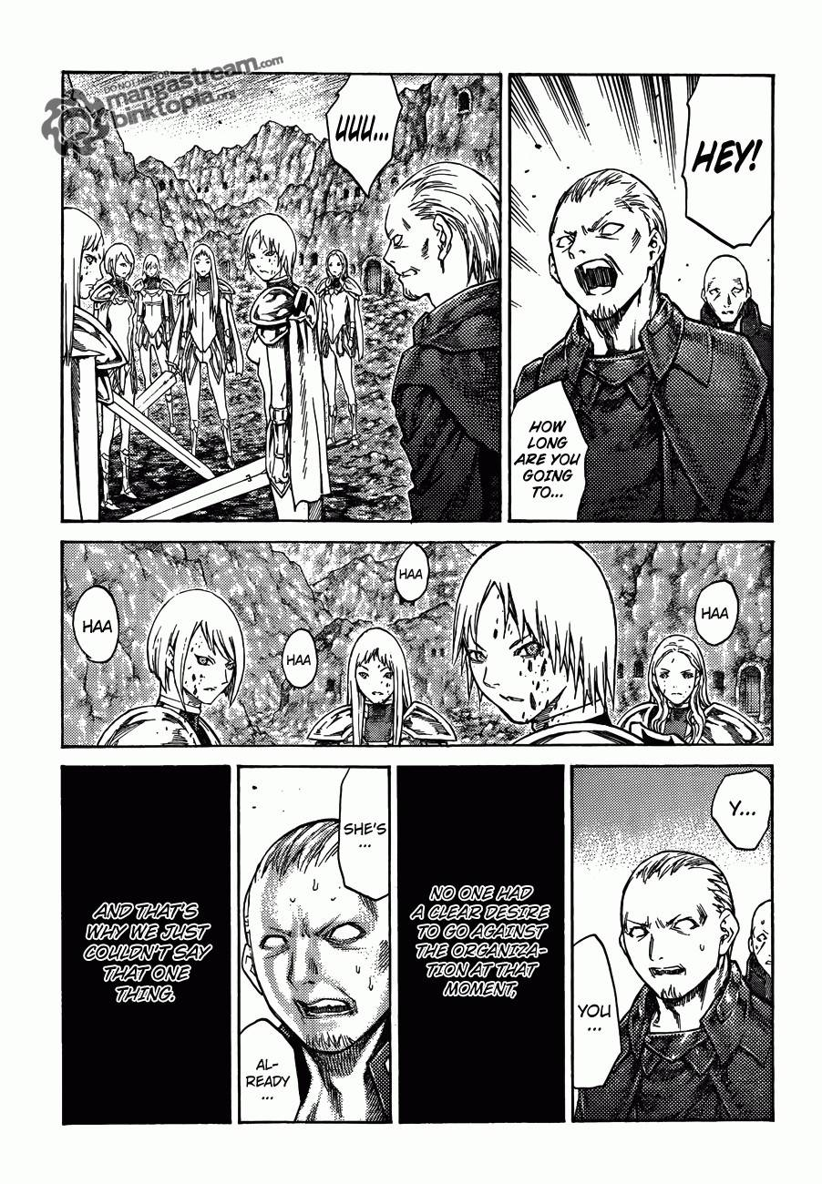 Claymore, Chapter 113 image 023