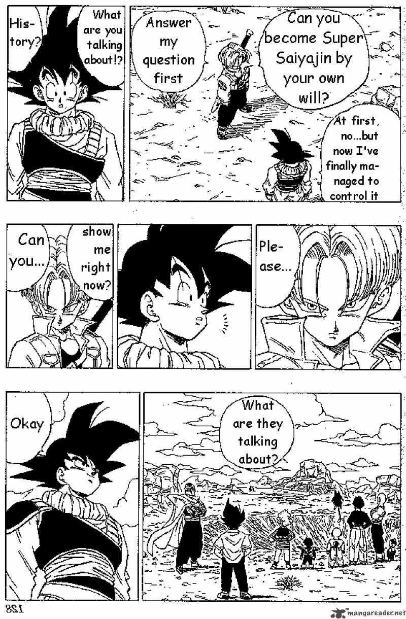 Dragon Ball, Chapter 334 image 005