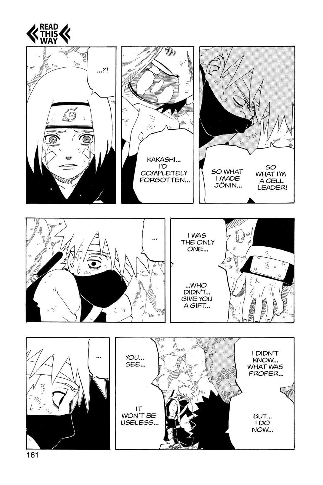 Naruto, Chapter 243 image 015