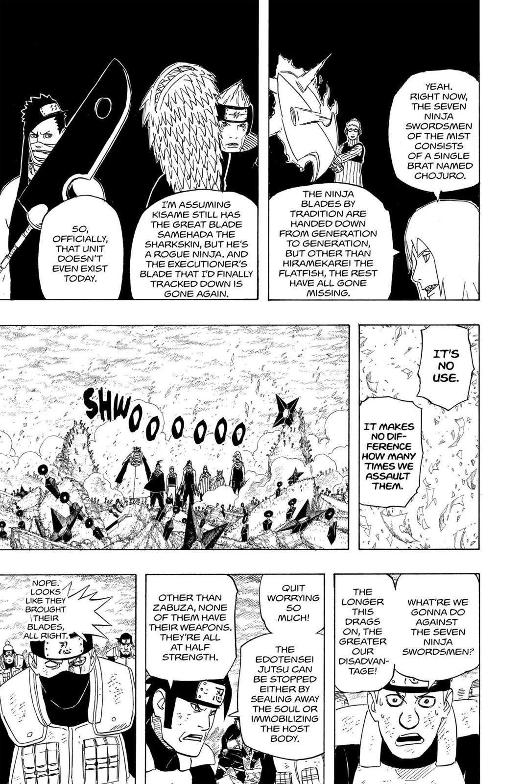 Naruto, Chapter 523 image 005