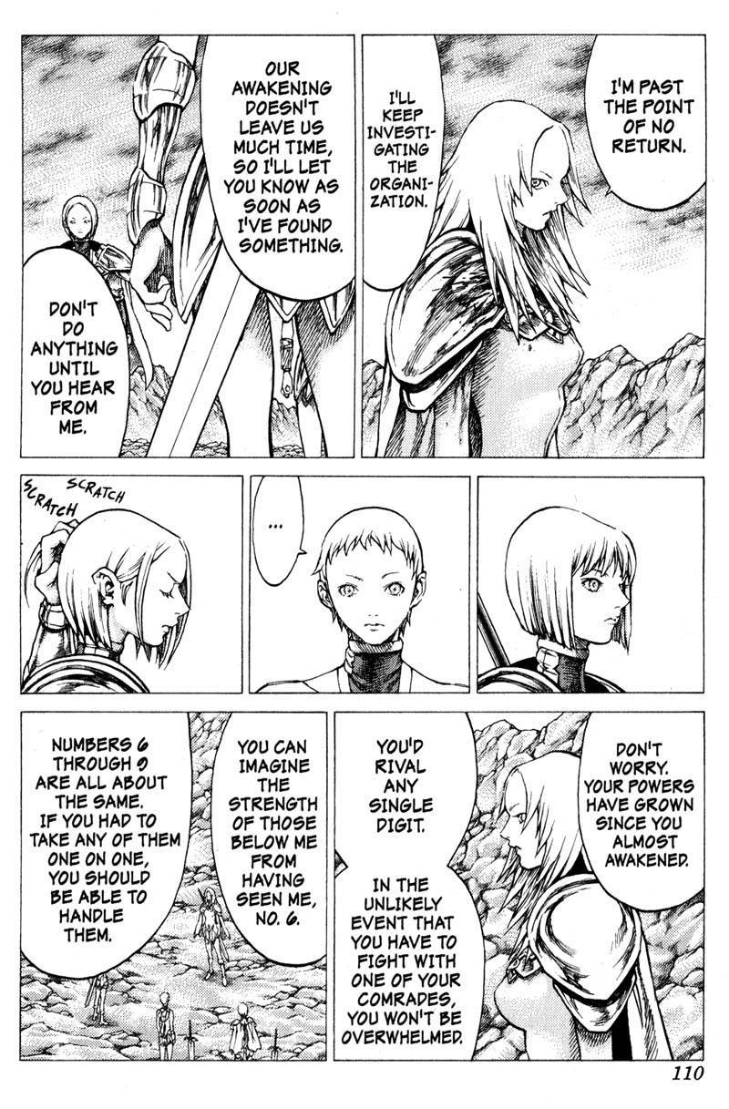 Claymore, Chapter 31 image 007