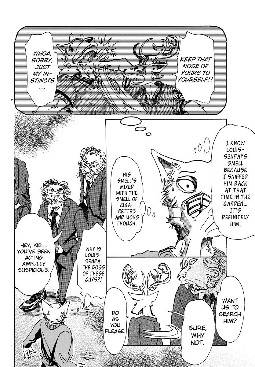Beastars Manga, Chapter 75 image 002