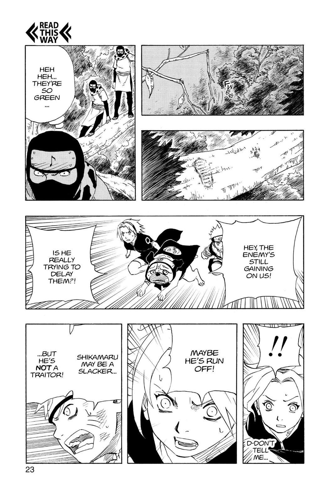 Naruto, Chapter 118 image 024