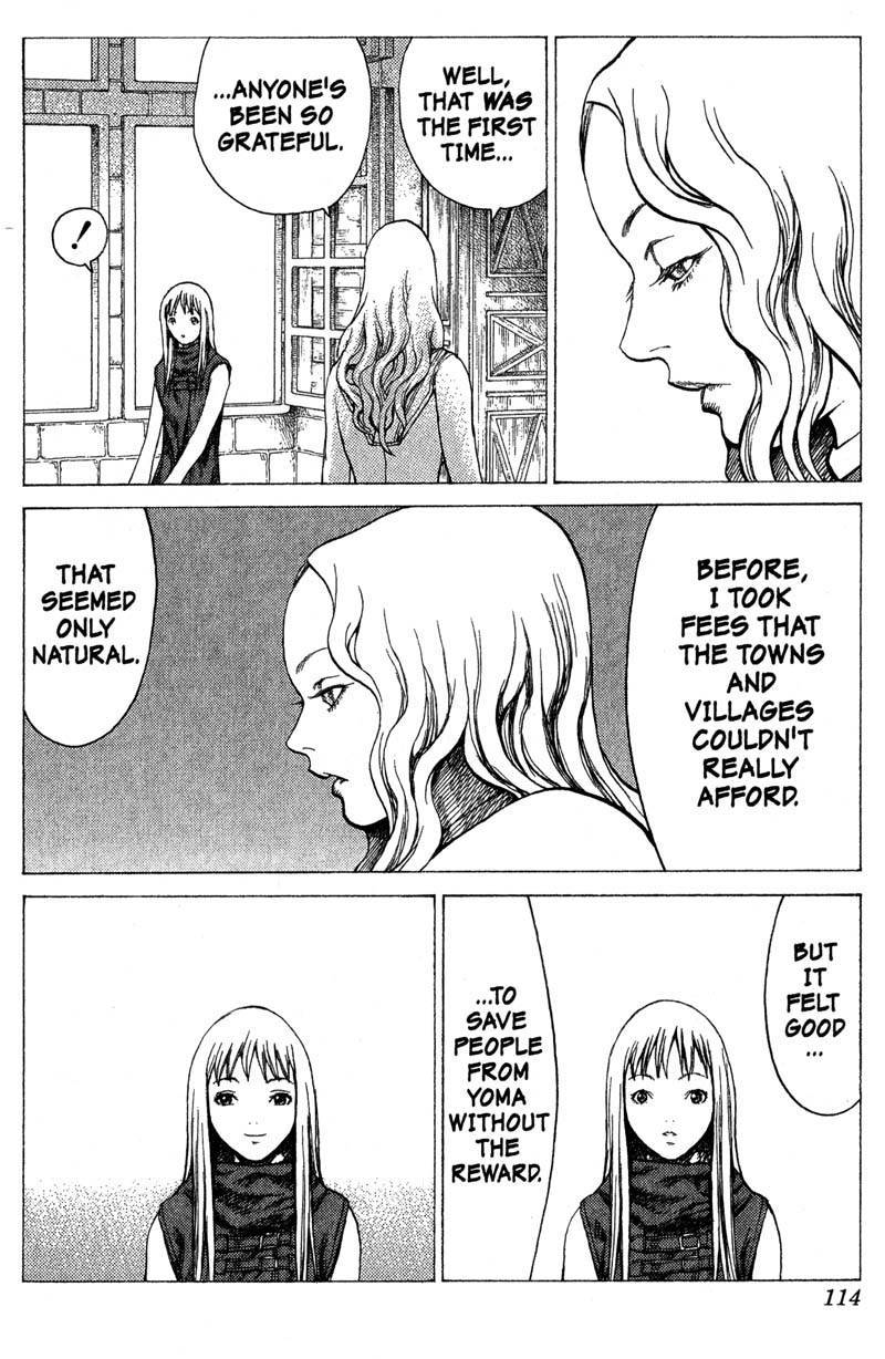 Claymore, Chapter 19 image 011