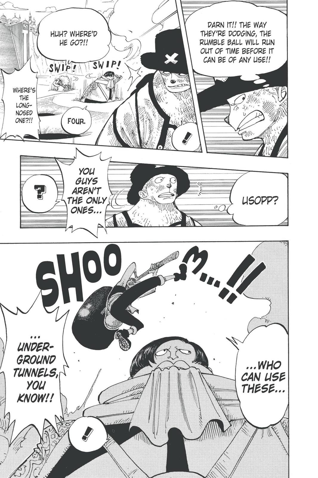 One Piece, Chapter 184 image 017