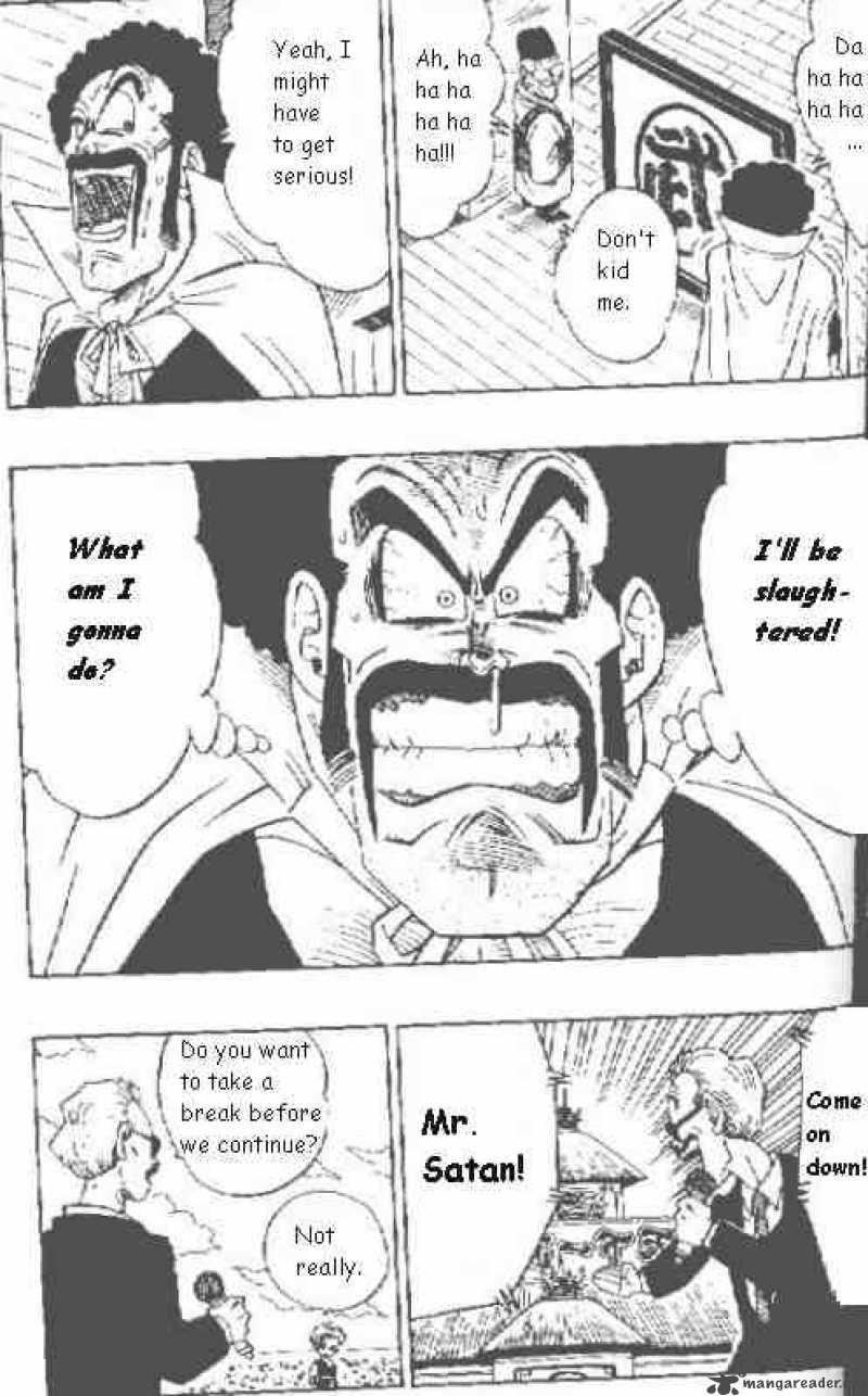 Dragon Ball, Chapter 437 image 002
