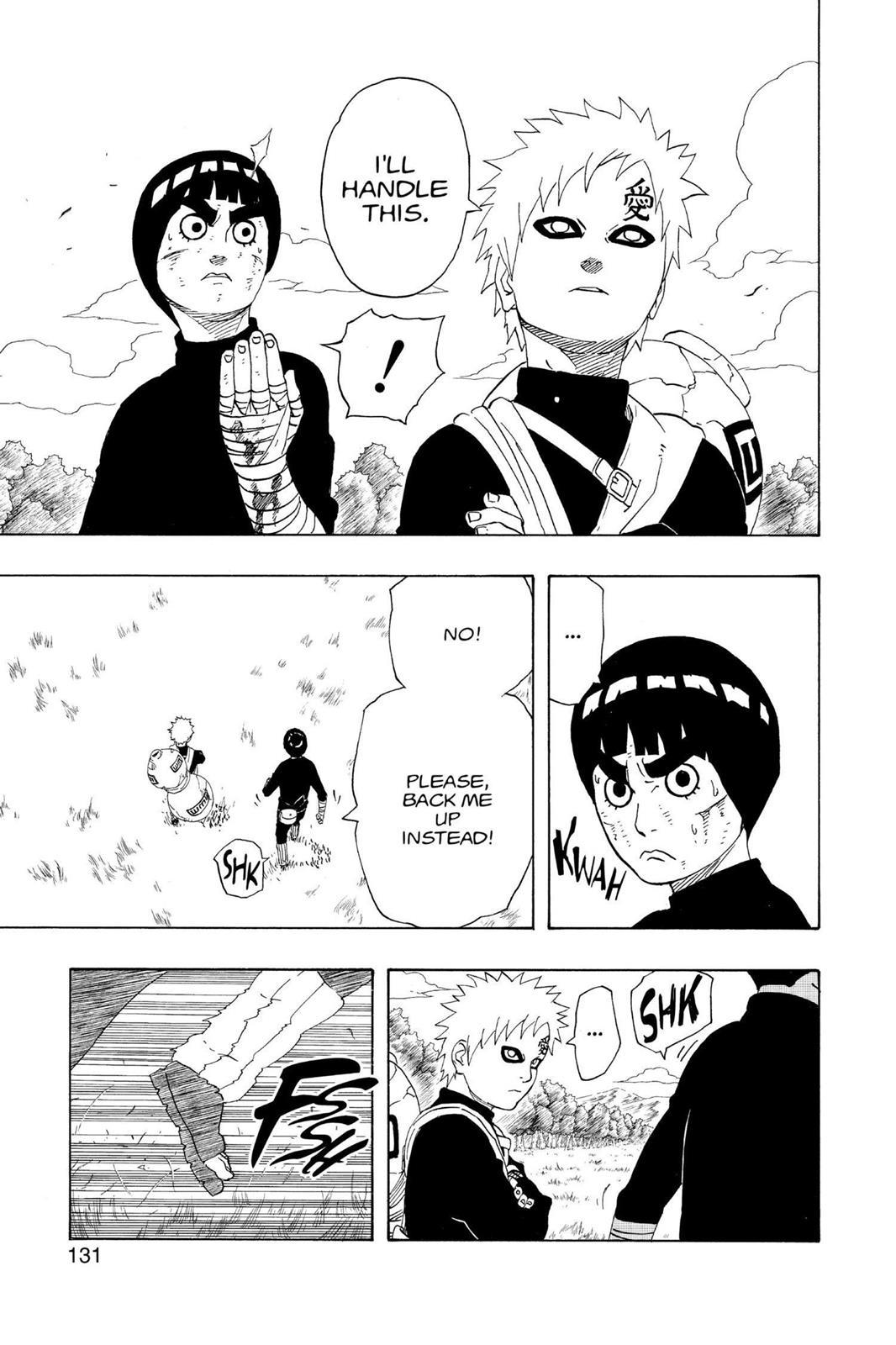 Naruto, Chapter 215 image 003