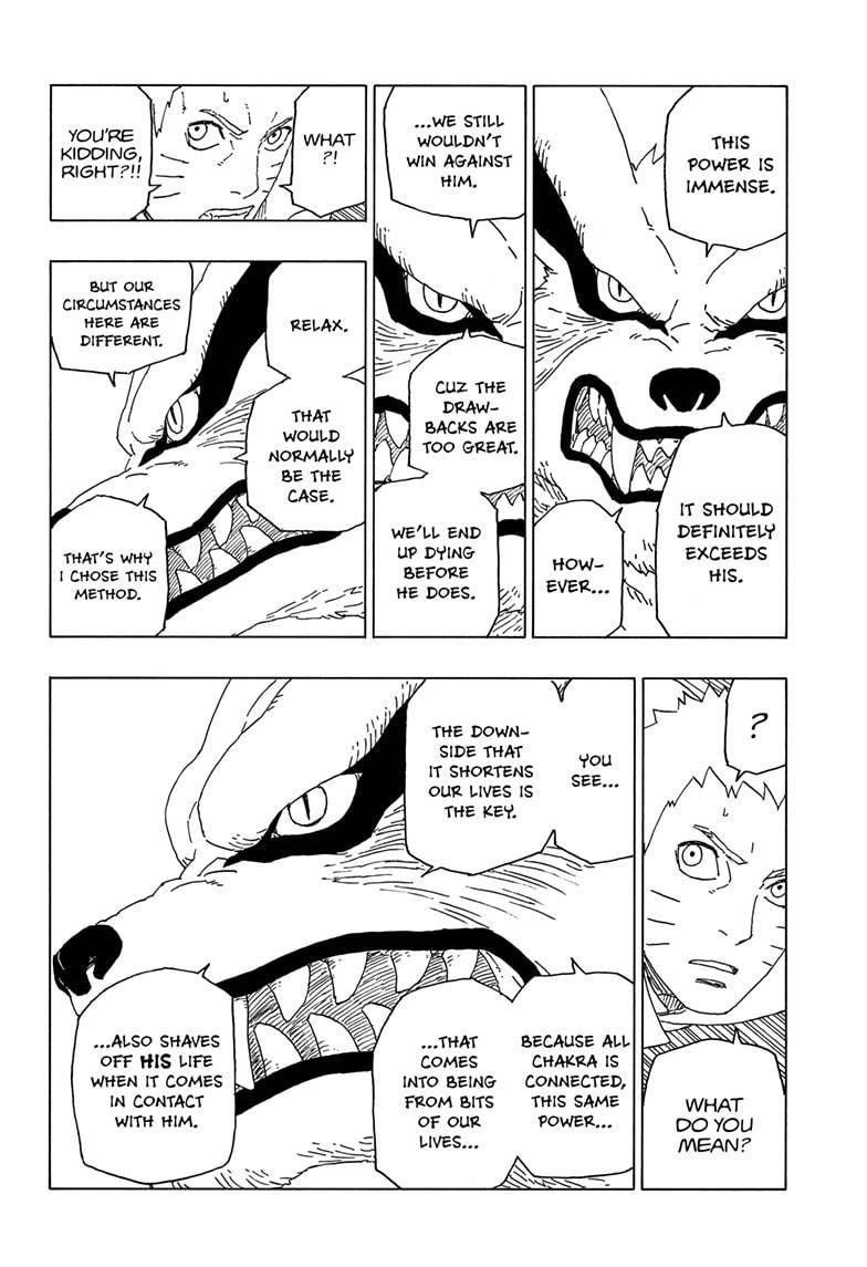 Boruto Manga, Chapter 52 image 030