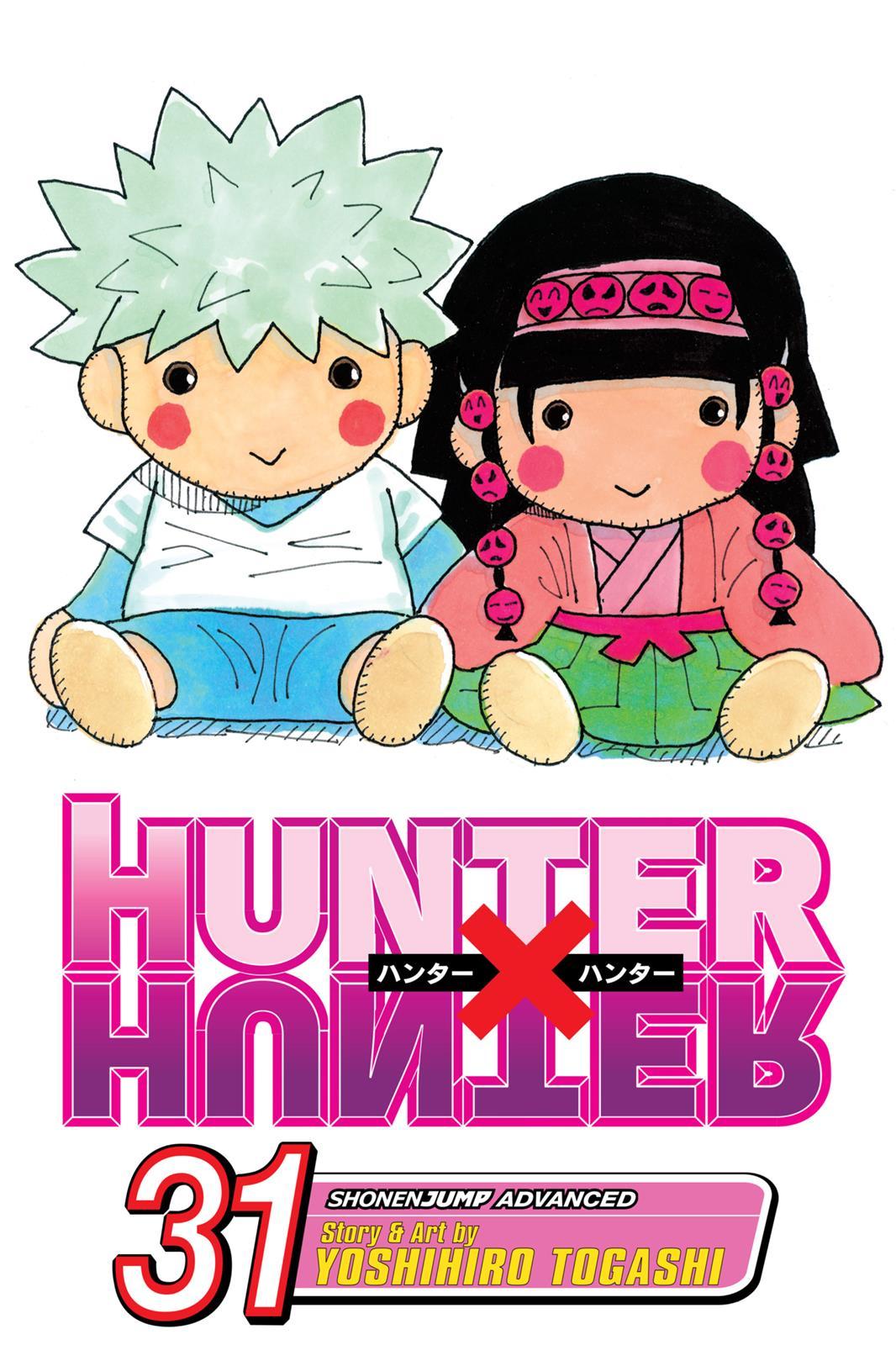 Hunter X Hunter, Chapter 321 image 001