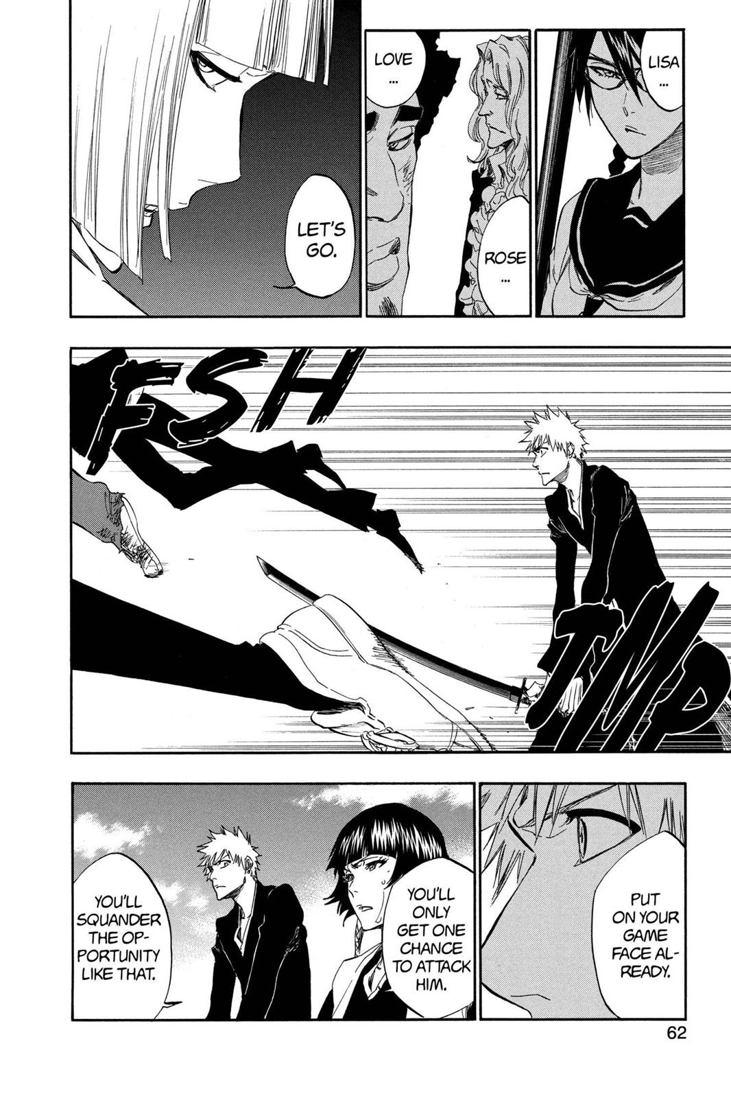 Bleach, Chapter 389 image 009
