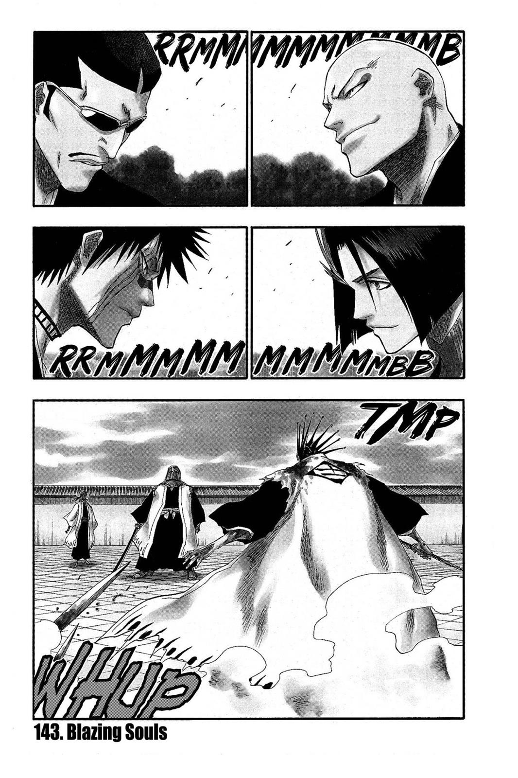 Bleach, Chapter 143 image 001