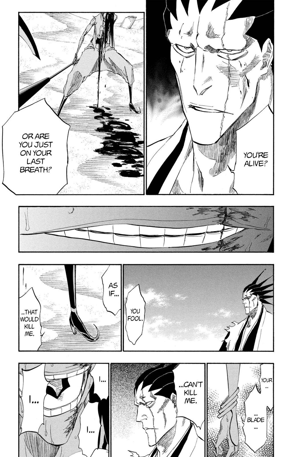 Bleach, Chapter 309 image 005