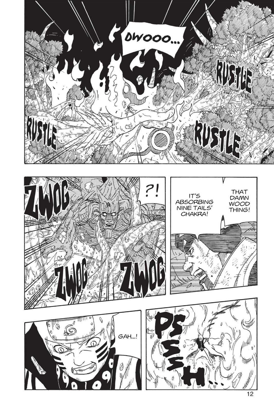 Naruto, Chapter 608 image 013