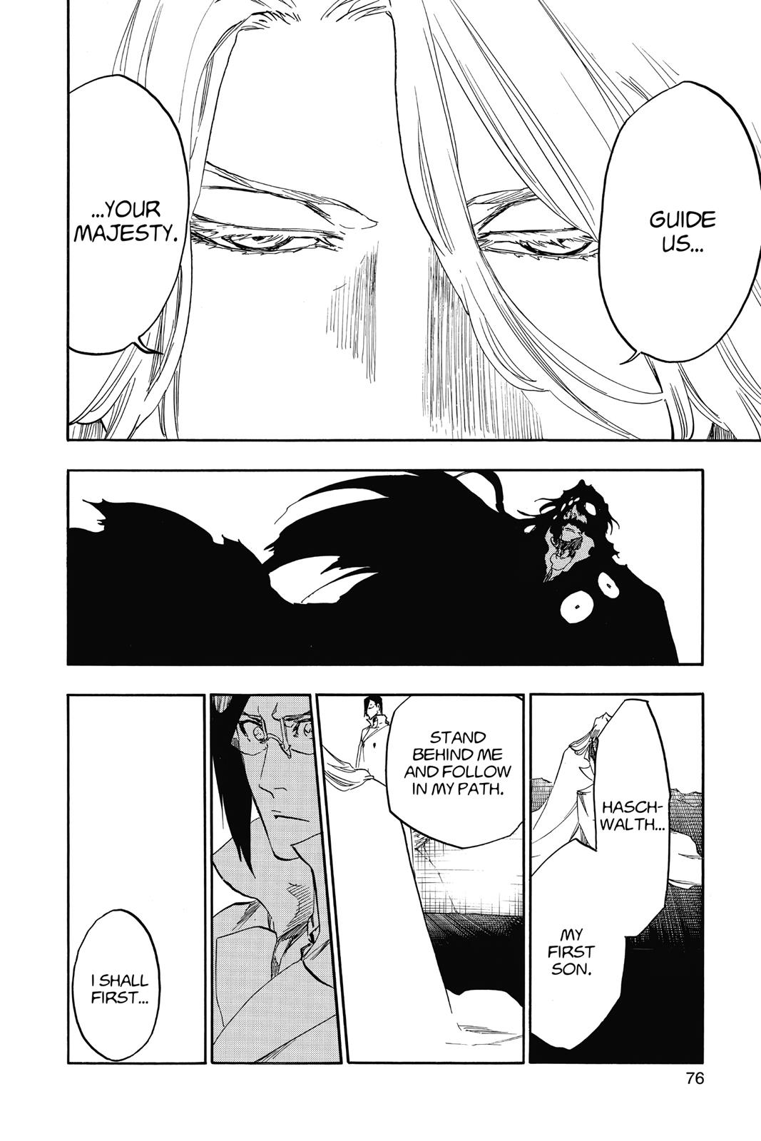 Bleach, Chapter 626 image 016