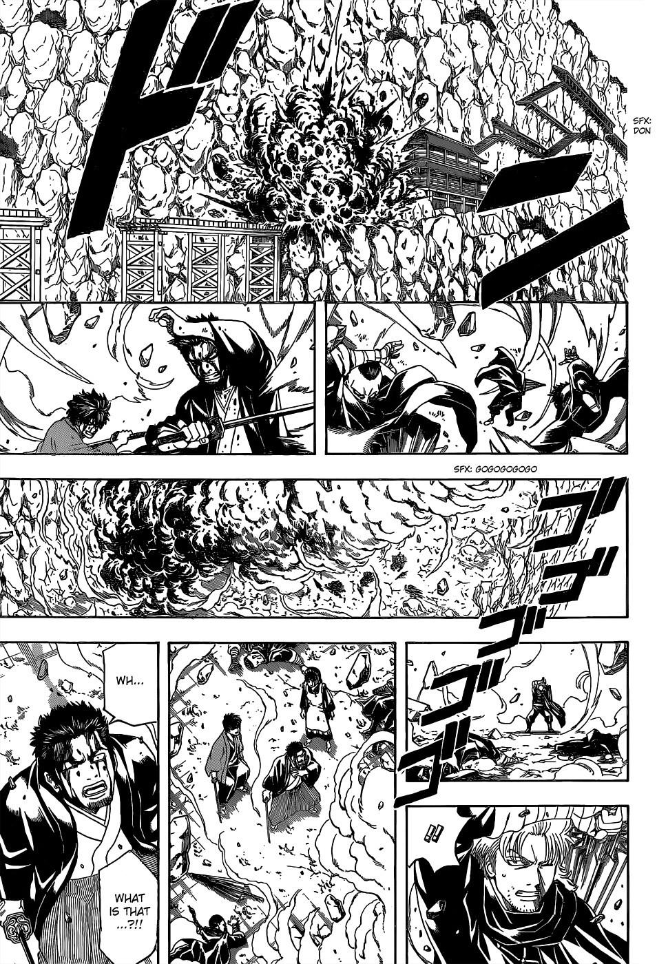 Gintama Chapter, 521 image 013