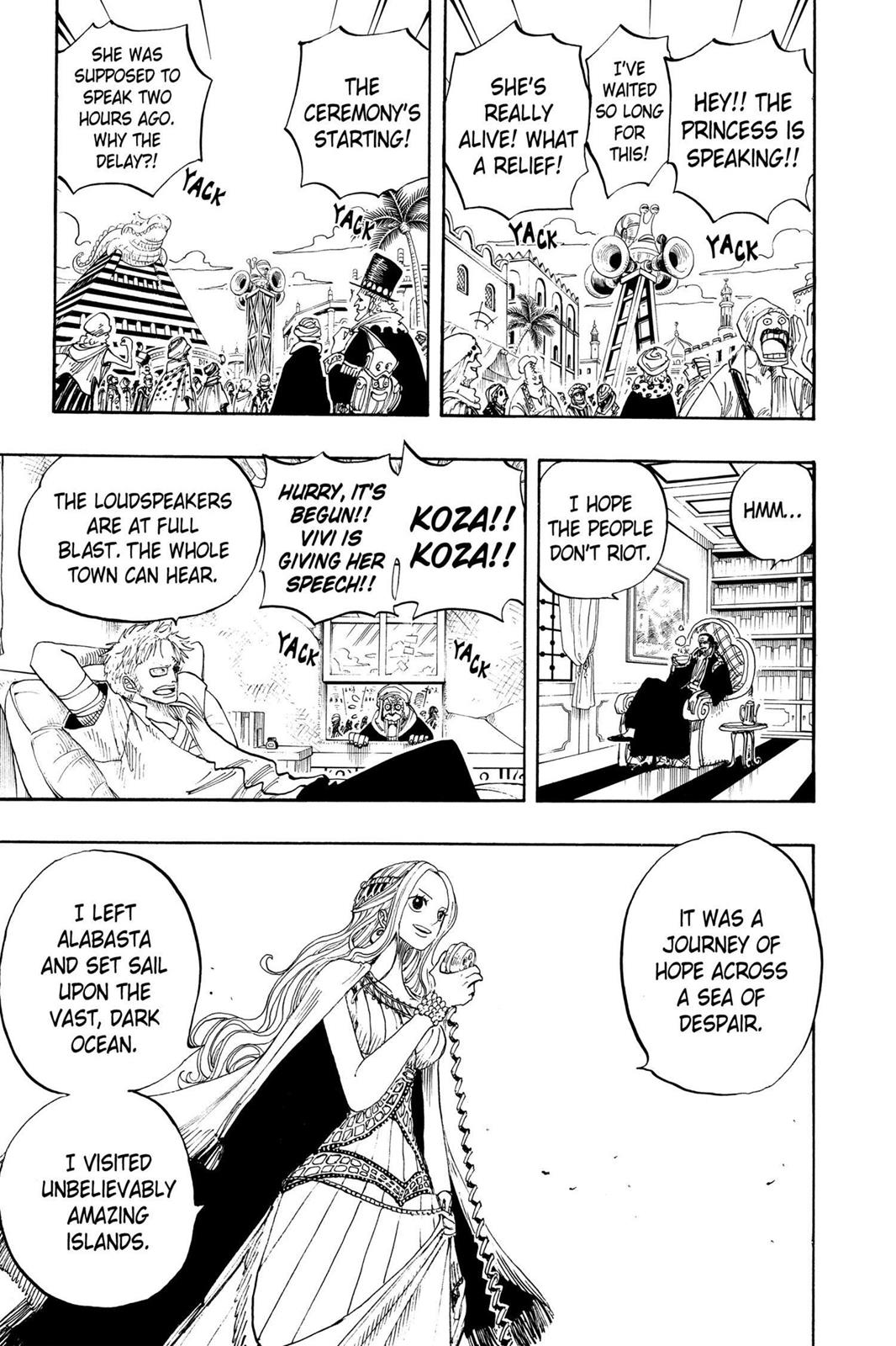 One Piece, Chapter 216 image 007