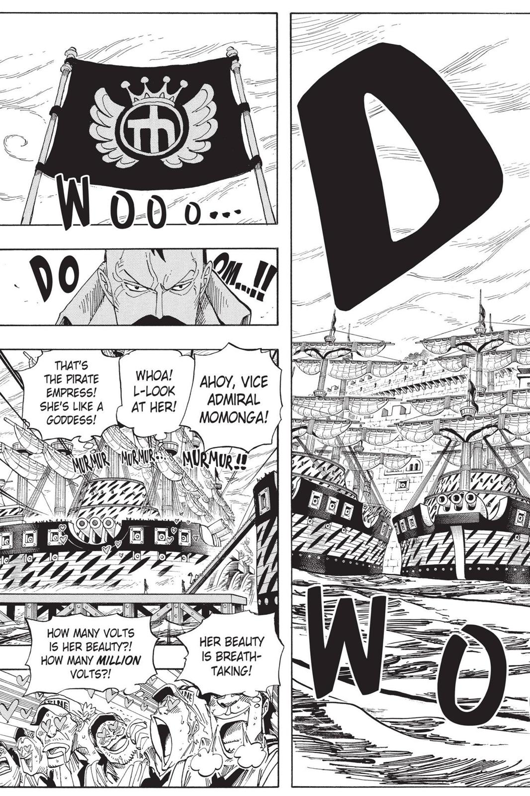 One Piece, Chapter 525 image 015