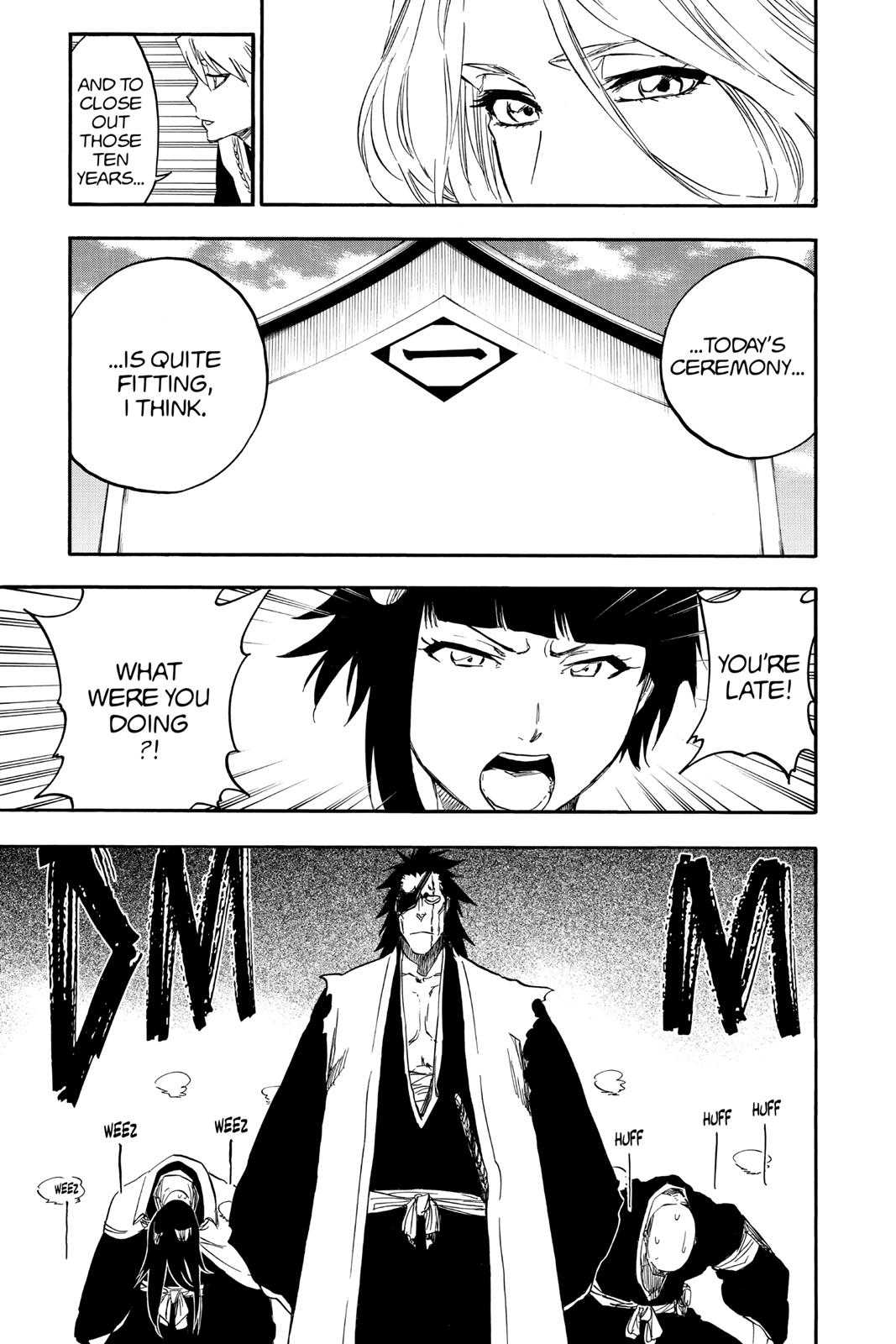 Bleach, Chapter 685 image 014