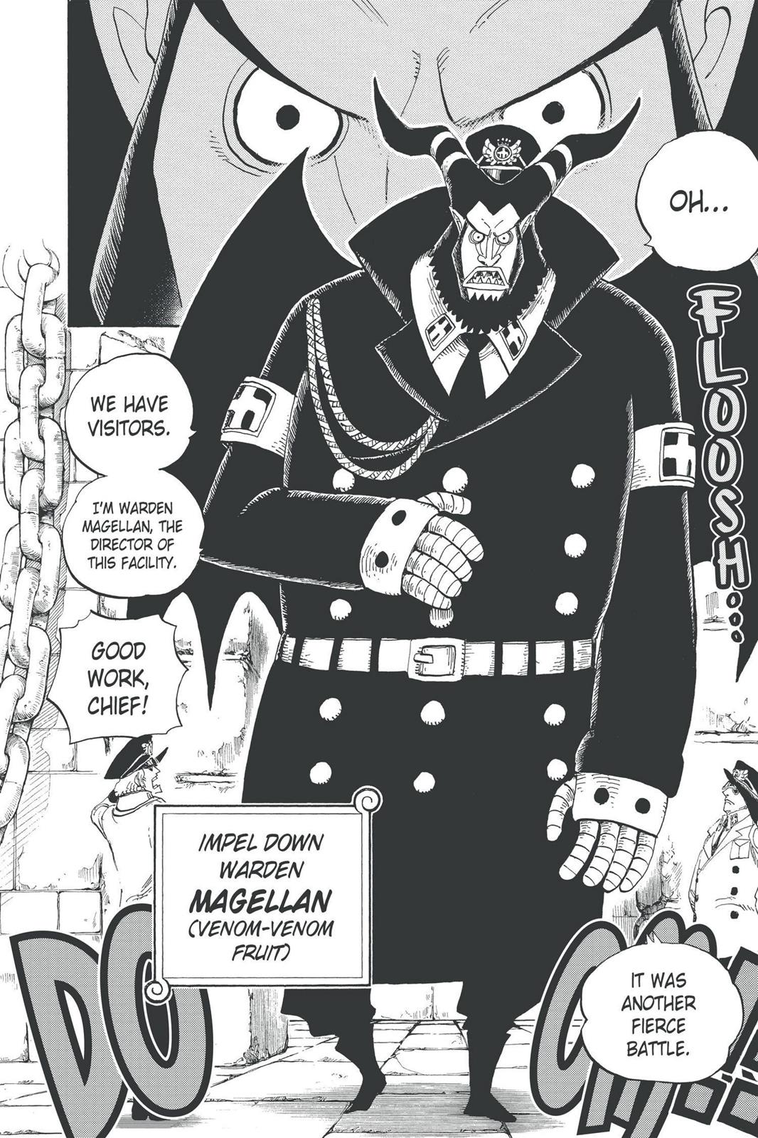 One Piece, Chapter 528 image 006