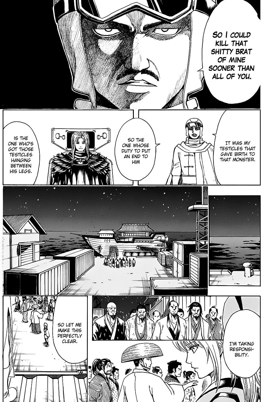 Gintama Chapter, 555 image 013