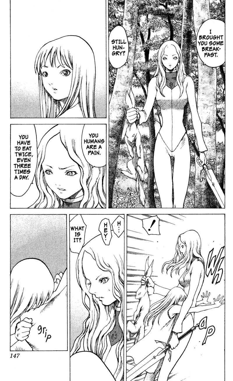Claymore, Chapter 14 image 018