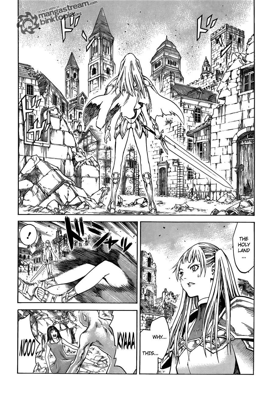 Claymore, Chapter 108 image 020