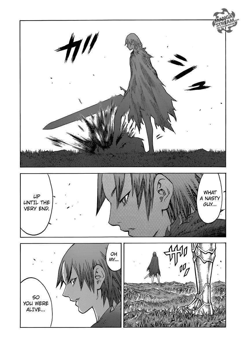 Claymore, Chapter 144 image 006
