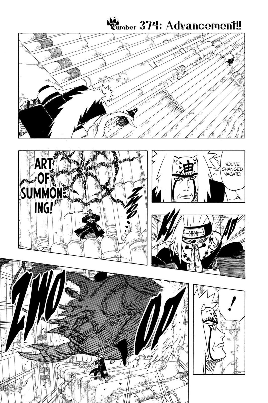 Naruto, Chapter 374 image 001