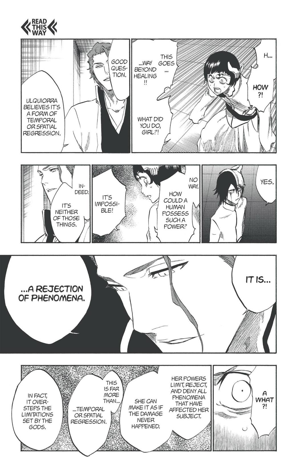 Bleach, Chapter 240 image 013