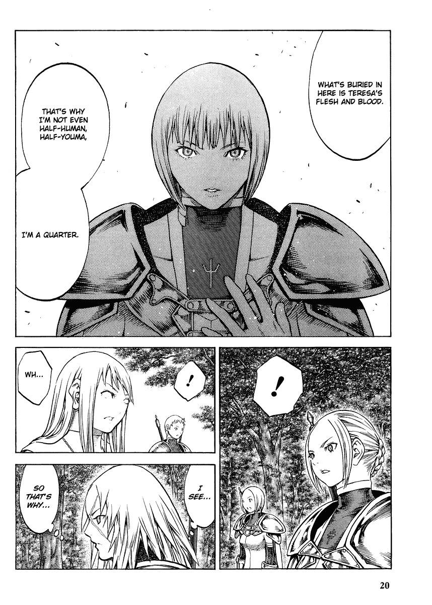 Claymore, Chapter 130 image 018