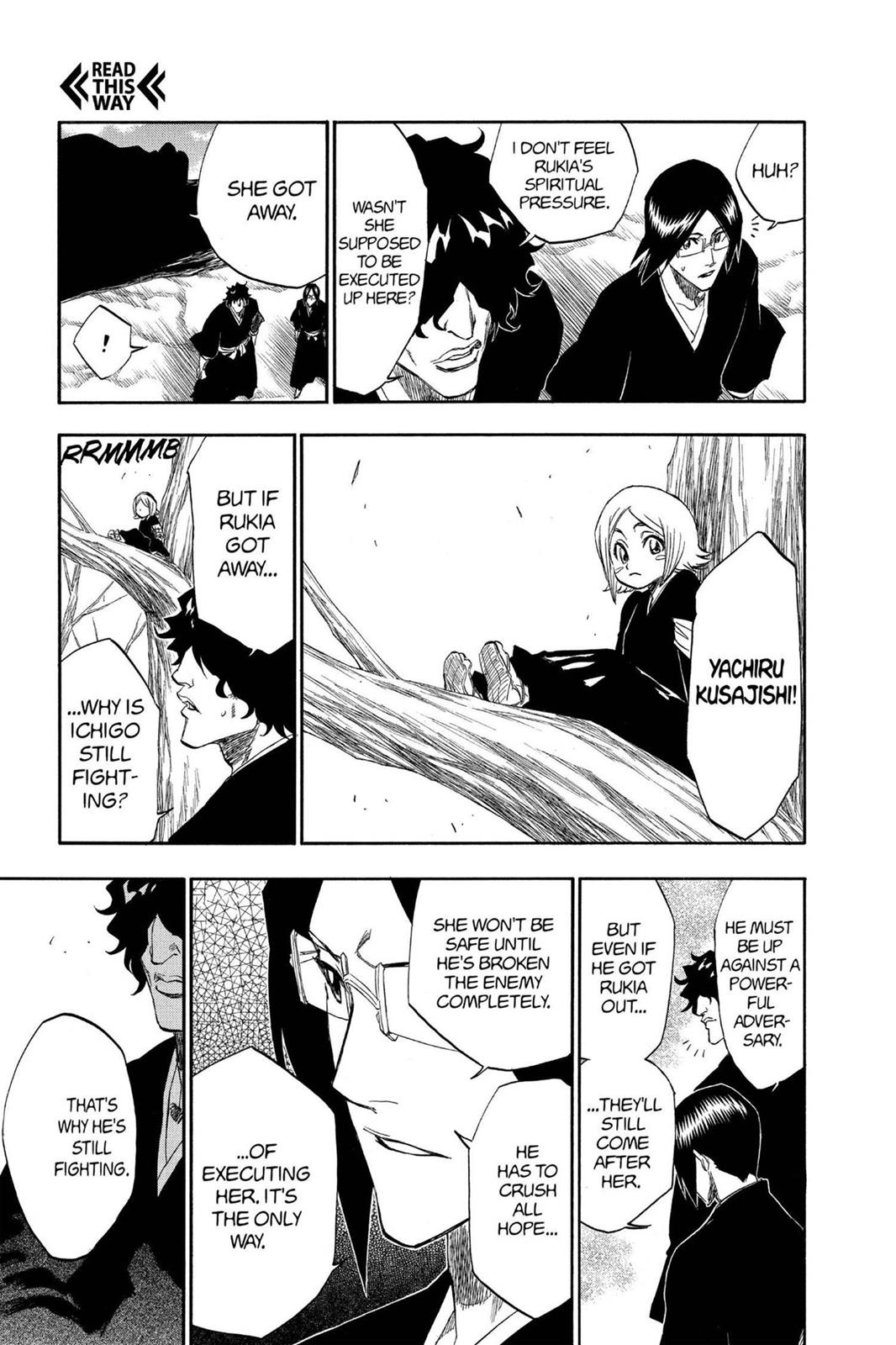 Bleach, Chapter 164 image 003