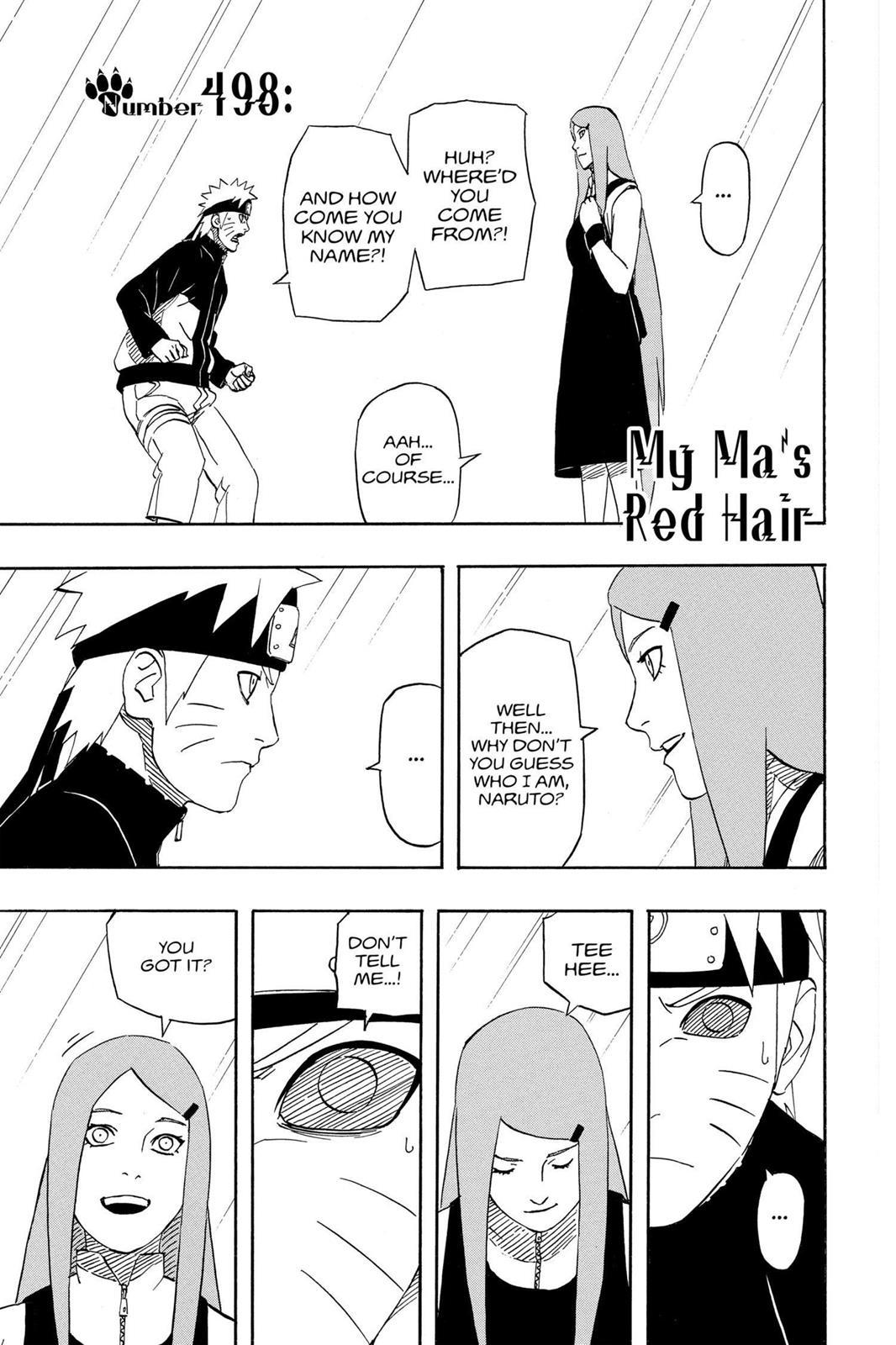 Naruto, Chapter 498 image 001