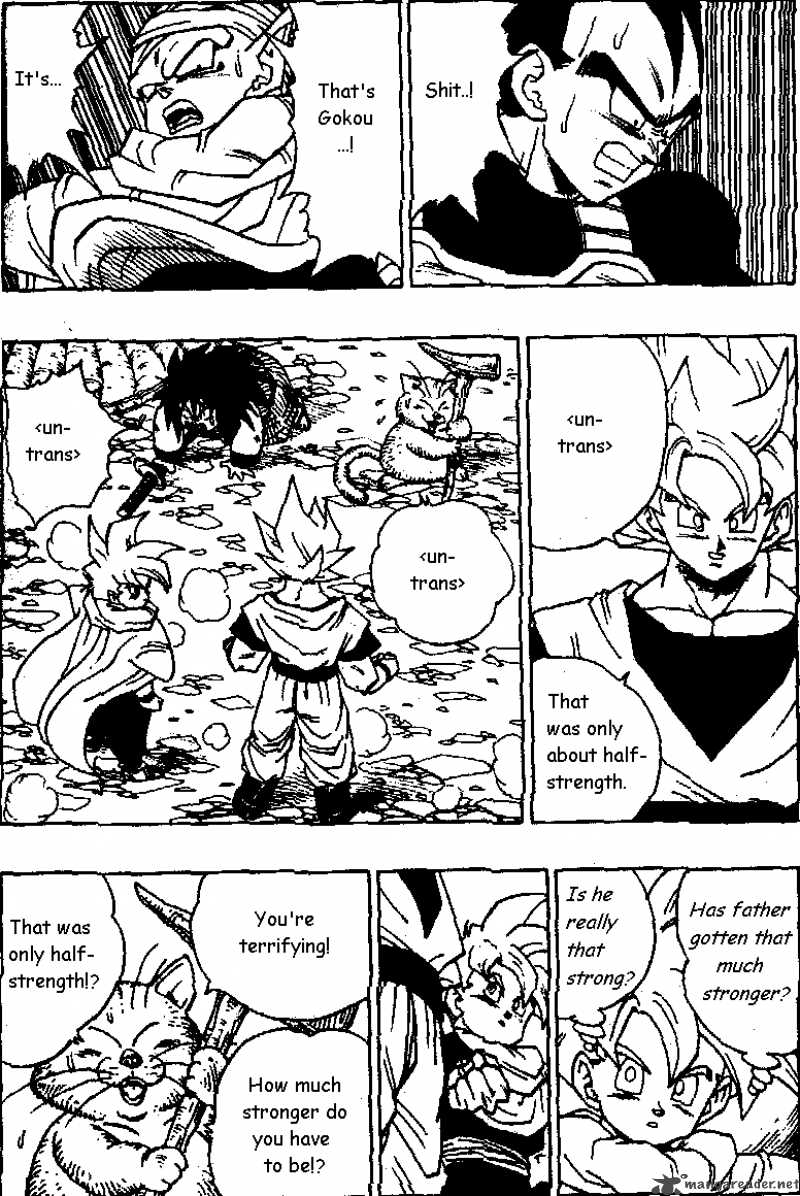 Dragon Ball, Chapter 391 image 010