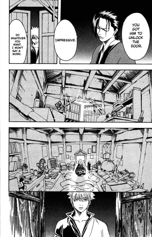Gintama Chapter, 184 image 018