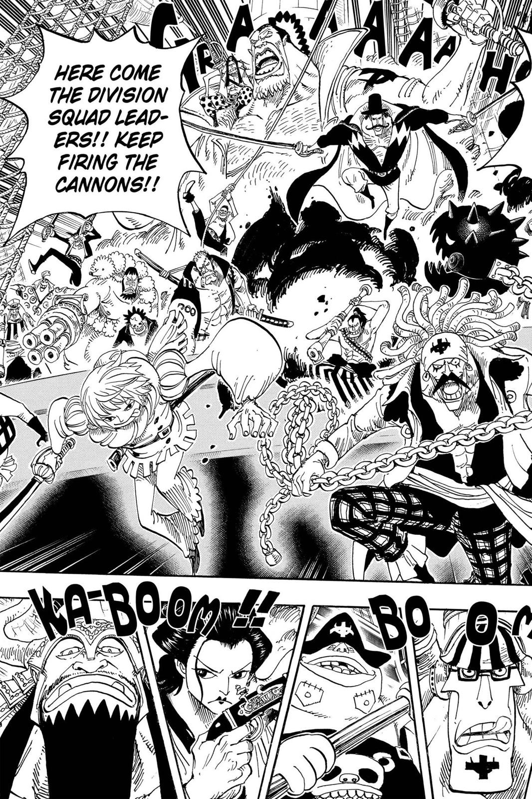 One Piece, Chapter 553 image 010