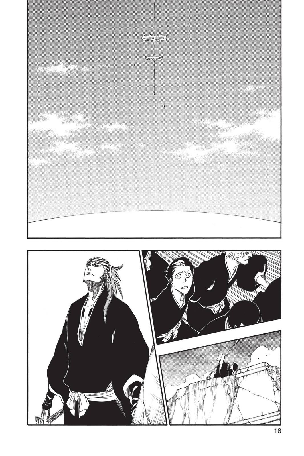 Bleach, Chapter 581 image 018
