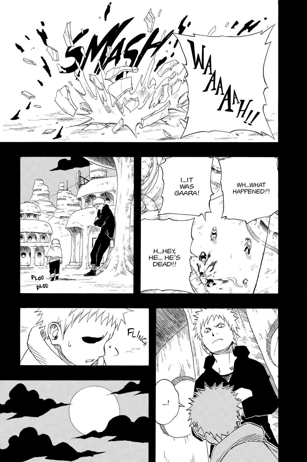 Naruto, Chapter 130 image 013