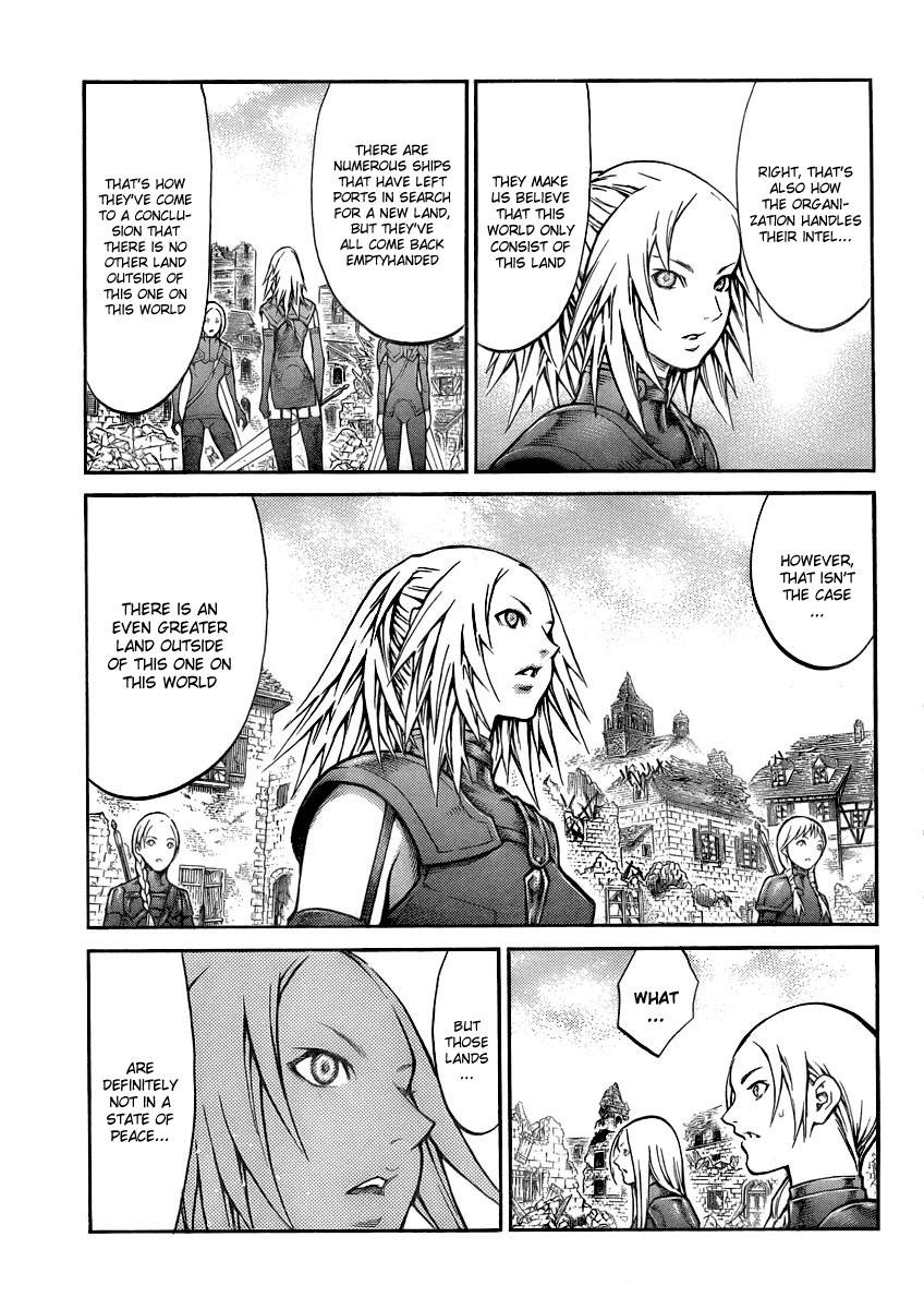 Claymore, Chapter 79 image 024