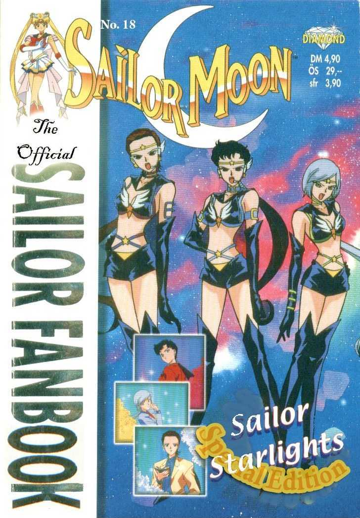 Sailor Moon, Cahpter 18 image 001