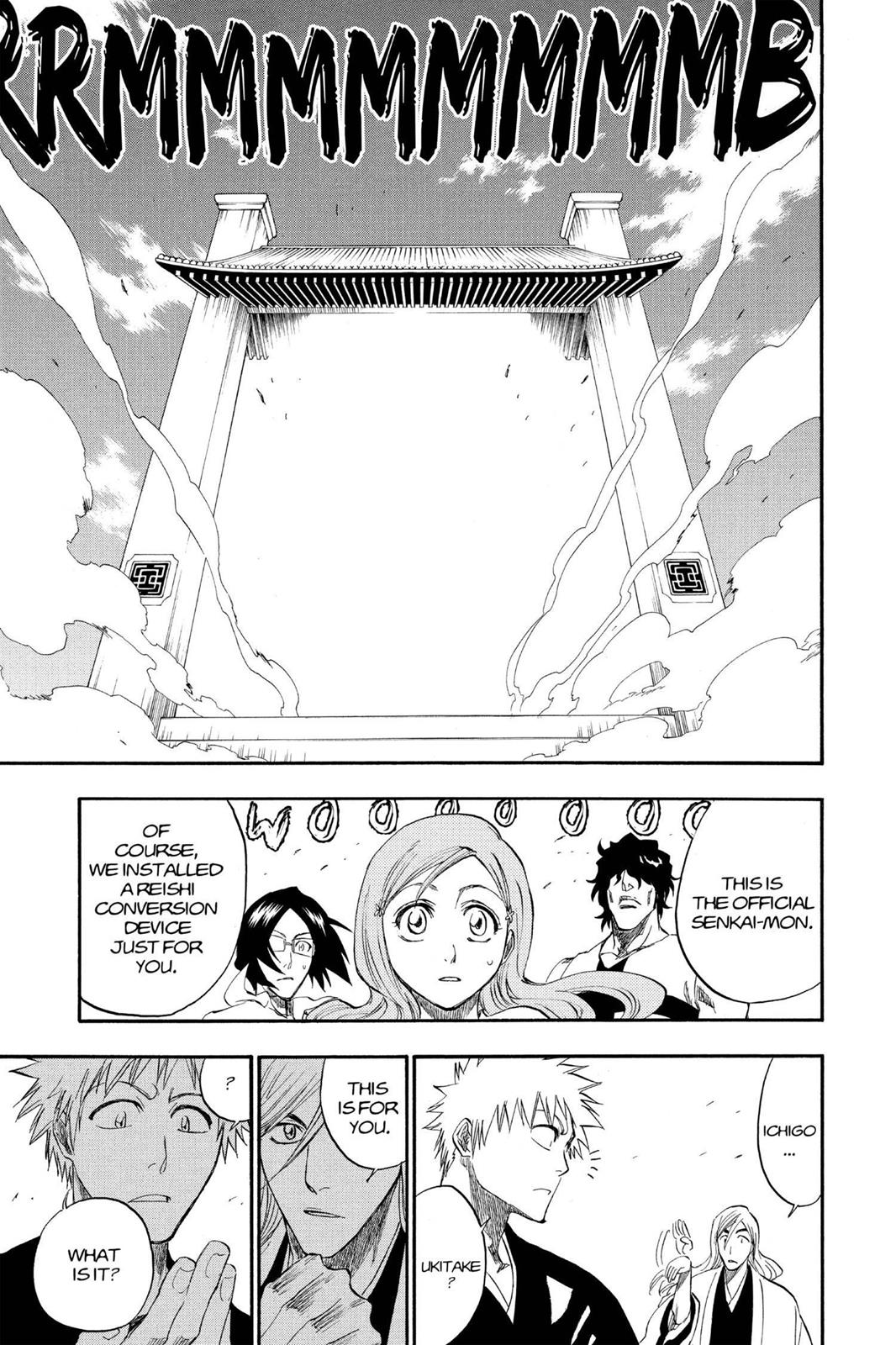 Bleach, Chapter 181 image 017